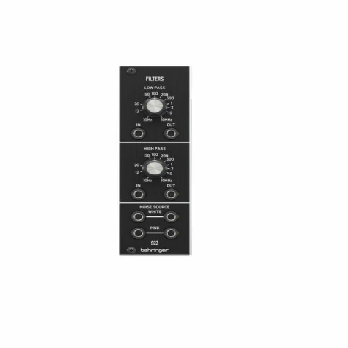BEHRINGER - Behringer 923 Filters Module