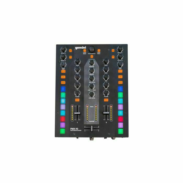 GEMINI - Gemini PMX 10 2 Channel DJ Mixer (B-STOCK)