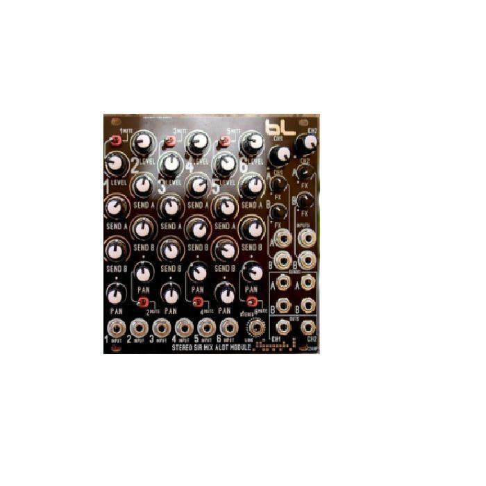 BLM - Blue Lantern Modules Stereo Sir Mix Alot Module
