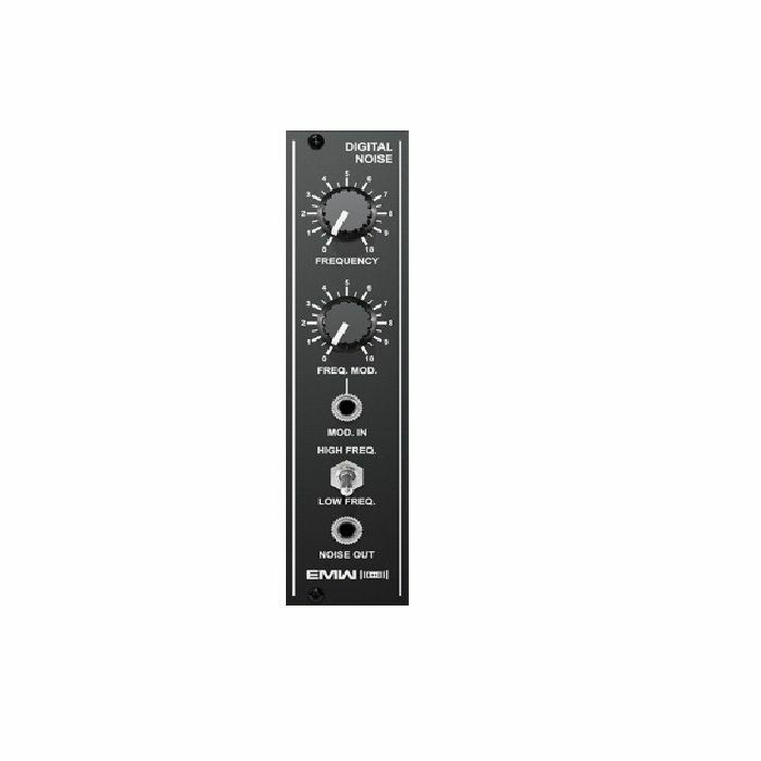 EMW - EMW Digital Noise Module (black faceplate)