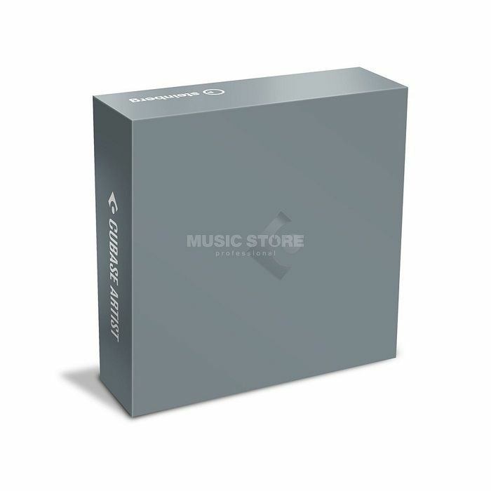 STEINBERG - Steinberg Cubase Artist 10.5 Upgrade from Cubase AI (full retail boxed version) ***BUY CUBASE ARTIST, GET CUBASE PRO- UPGRADE AVAILABLE UNTIL 29TH JULY 2020***