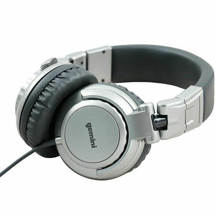 GEMINI - Gemini DJX-500 Professional DJ Headphones