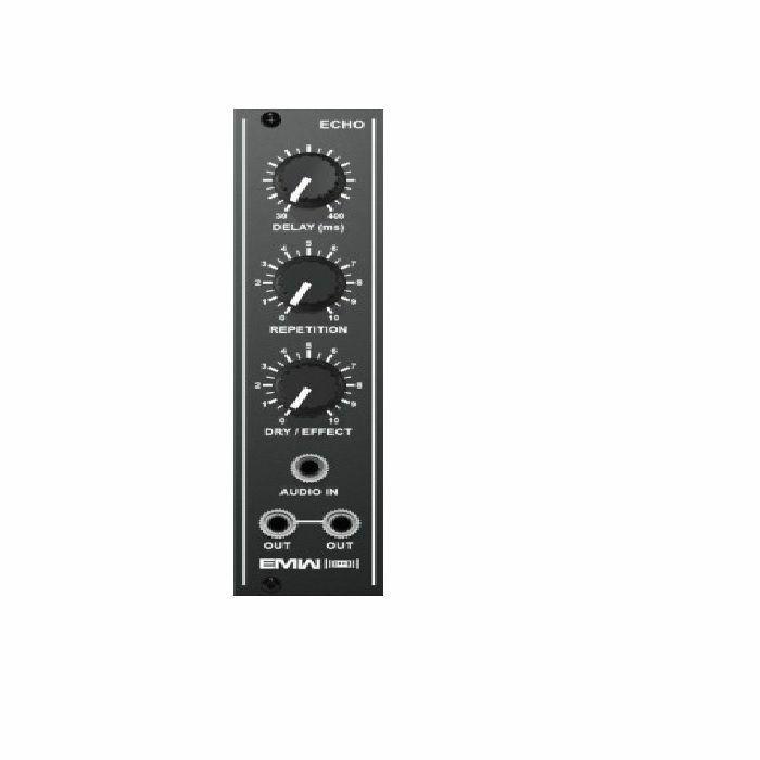 EMW - EMW Echo Effects Module (black faceplate)
