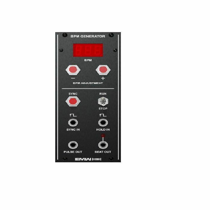 EMW - EMW Digital BPM Generator Module (black faceplate)