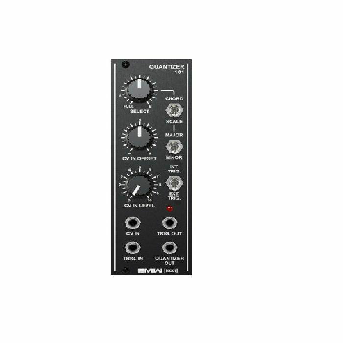 EMW - EMW Quantizer 101 Module (black faceplate)