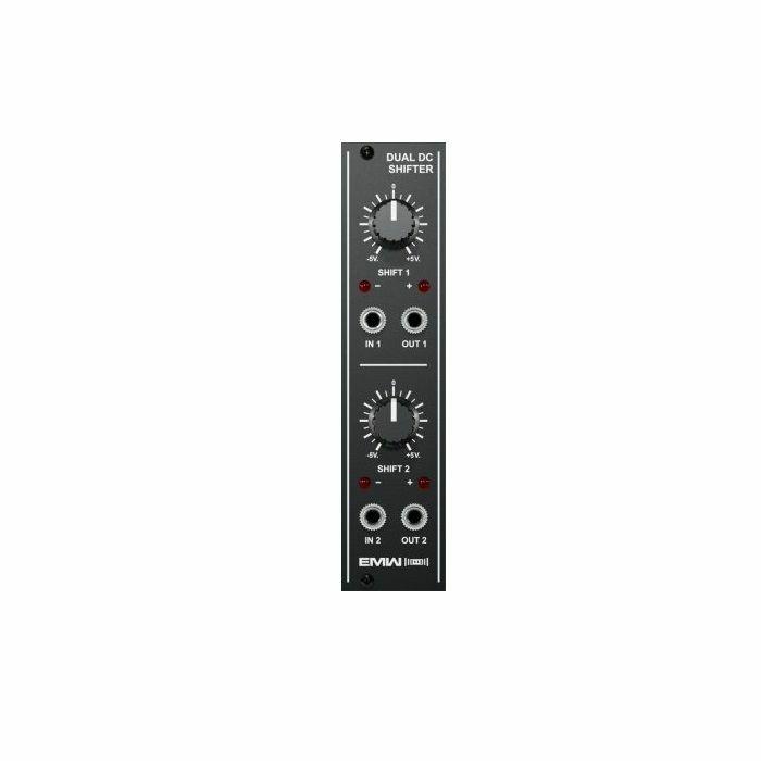 EMW - EMW Dual DC Shifter Module (black faceplate)