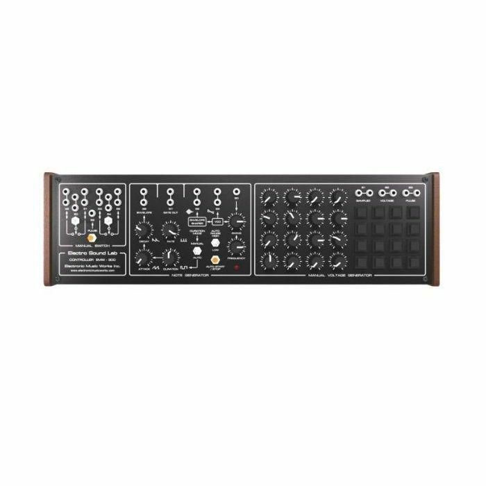 EMW - EMW 300 Desktop Synthesiser