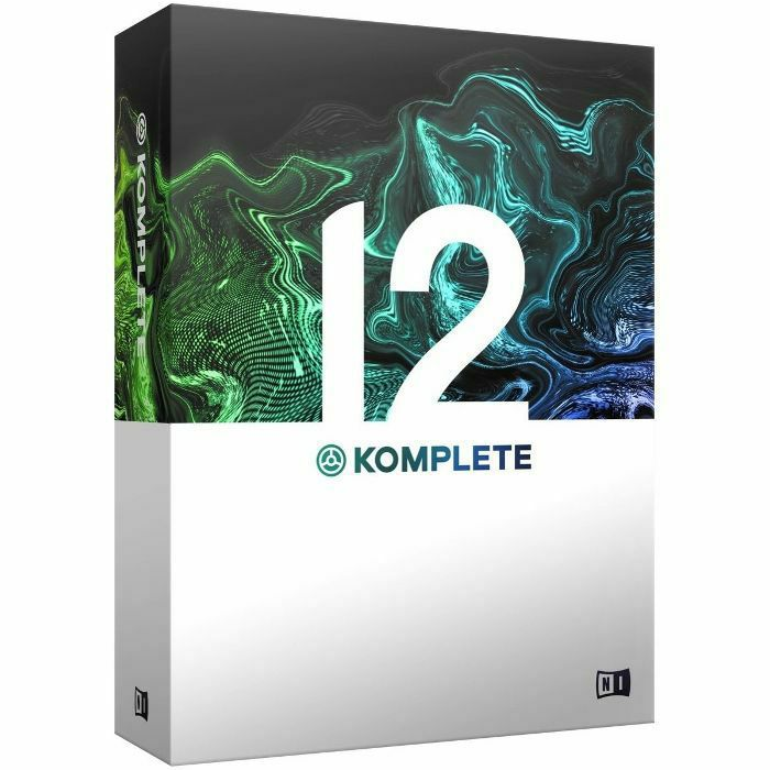 NATIVE INSTRUMENTS - Native Instruments Komplete 12 Update Software (upgrade from Komplete 2-11) (B-STOCK)