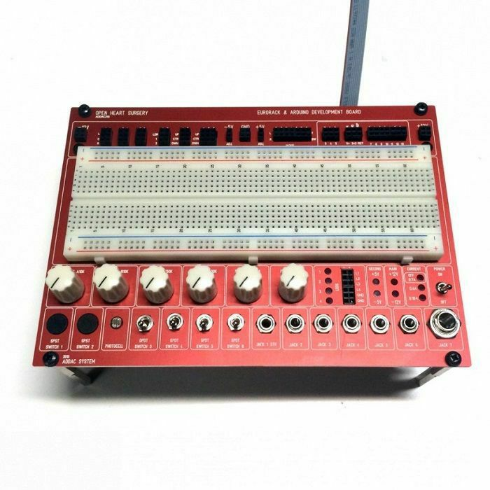 ADDAC SYSTEM - ADDAC System ADDAC210 Open Heart Surgery Module (red faceplate)