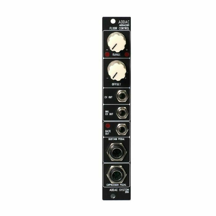 ADDAC SYSTEM - ADDAC System ADDAC301 Floor Control Module (red faceplate)