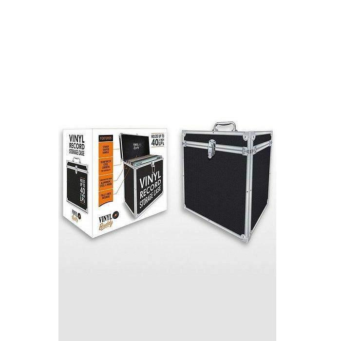 VINYL BUDDY - Vinyl Buddy 12 Inch Vinyl Record Storage Case