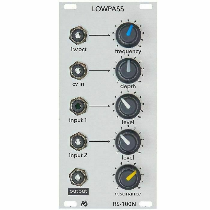 ANALOGUE SYSTEMS - Analogue Systems RS-100N Lowpass Module