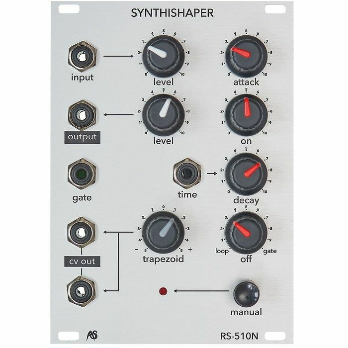 ANALOGUE SYSTEMS - Analogue Systems RS-510N Synthishaper Module