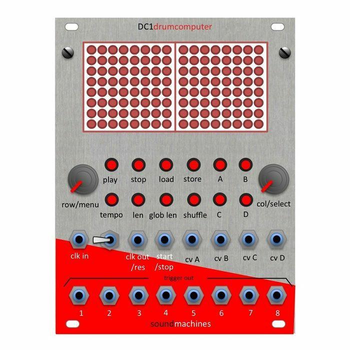 SOUND MACHINES - Sound Machines DC1 Drumcomputer Module