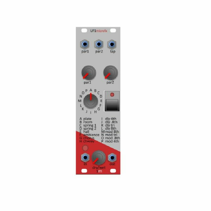SOUND MACHINES - Sound Machines UF1 MicroFX Module