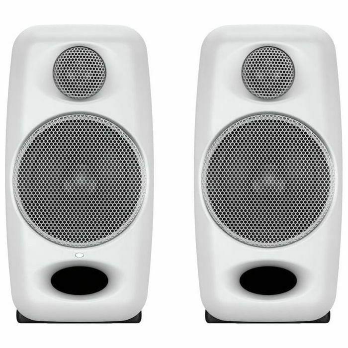 IK MULTIMEDIA - IK Multimedia iLoud Micro Monitor Studio Reference Monitor Speakers (pair, white) (B-STOCK)