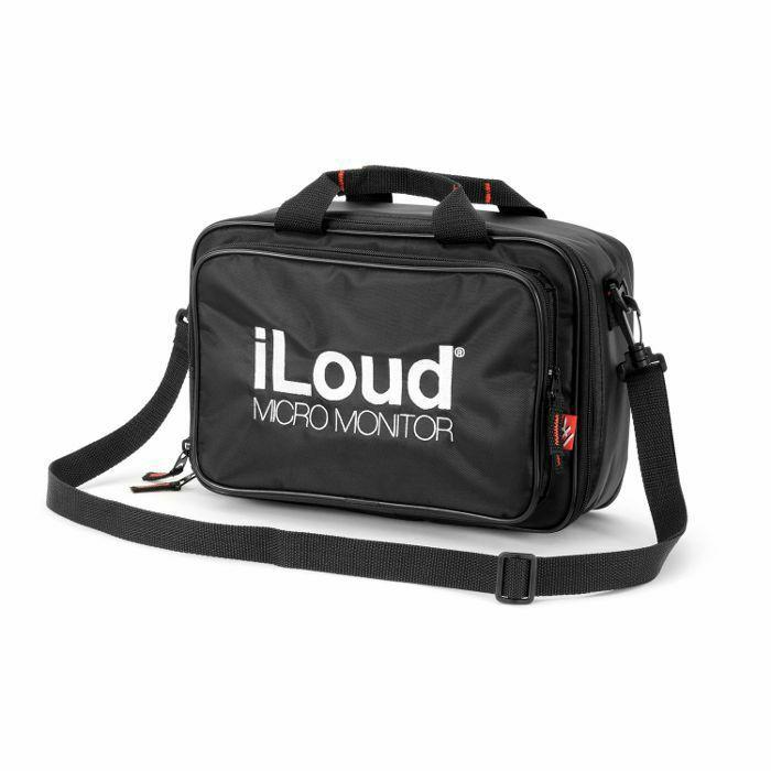 IK MULTIMEDIA - IK Multimedia iLoud Micro Monitor Travel Bag (black) (B-STOCK)
