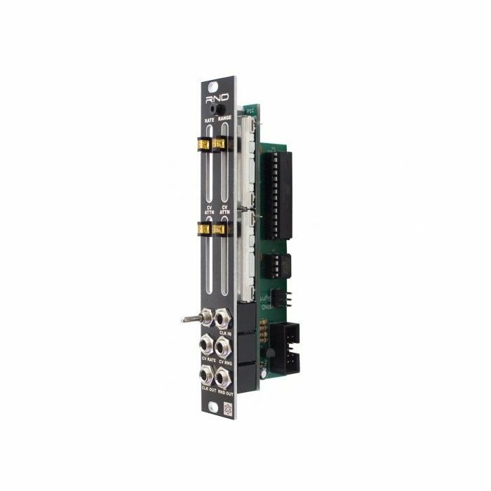 SYNTHROTEK - SynthRotek RND Random Voltage Generator Module (black faceplate) (fully assembled)