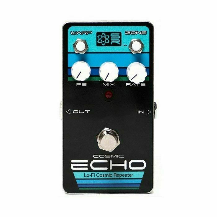 SYNTHROTEK - SynthRotek Cosmic ECHO Delay Pedal (fully assembled)