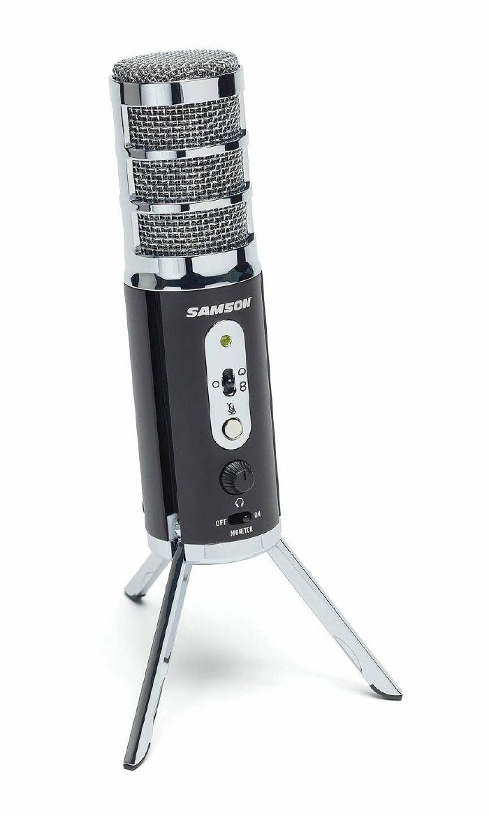 SAMSON - Samson Satellite USB & IOS Broadcast Microphone