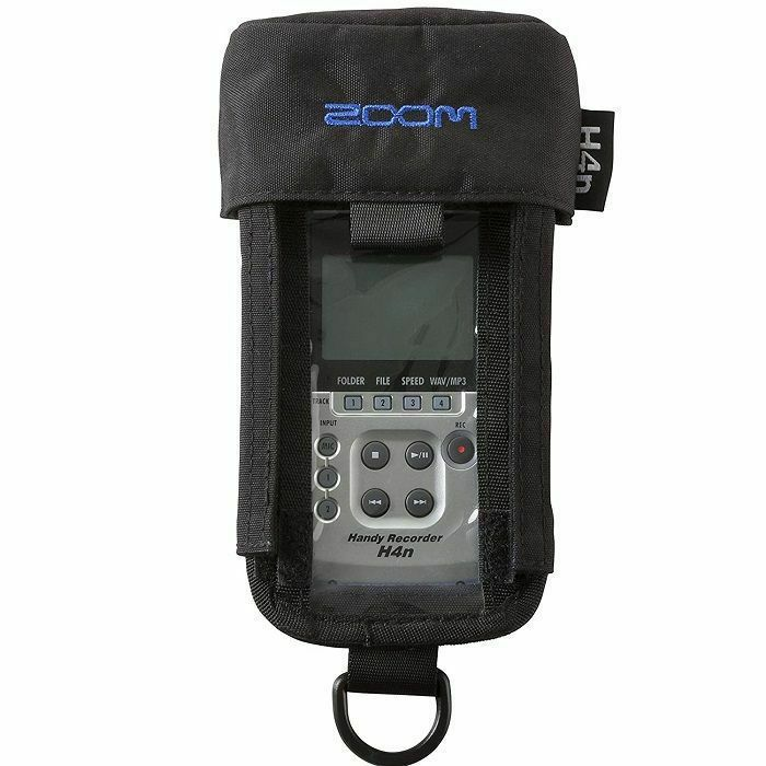 ZOOM - Zoom PCH-4n Protective Case For H4n Digital Recorder