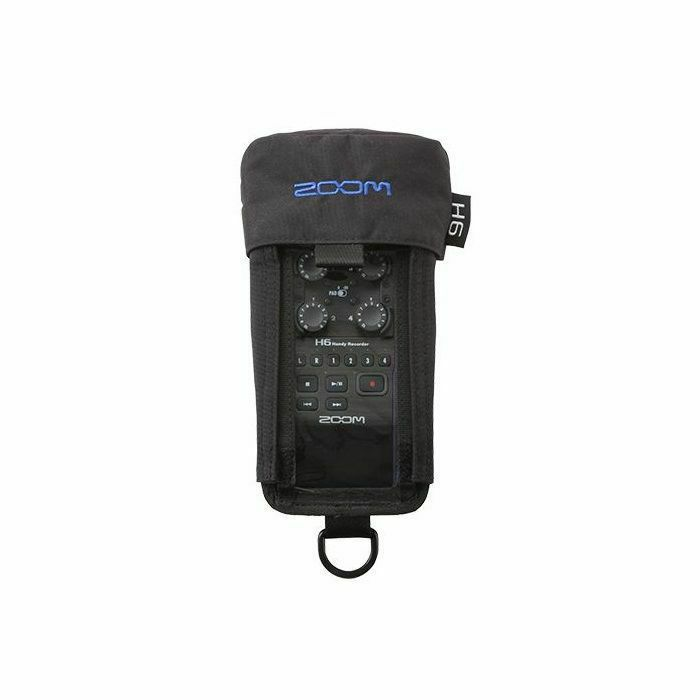 ZOOM - Zoom PCH-6 Protective Case For H6 Digital Recorder