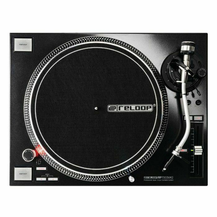 RELOOP - Reloop RP7000 MK2 DJ Turntable (black) (B-STOCK)