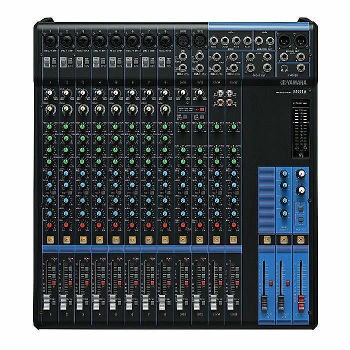 YAMAHA - Yamaha MG16 16 Channel Mixer (B-STOCK)