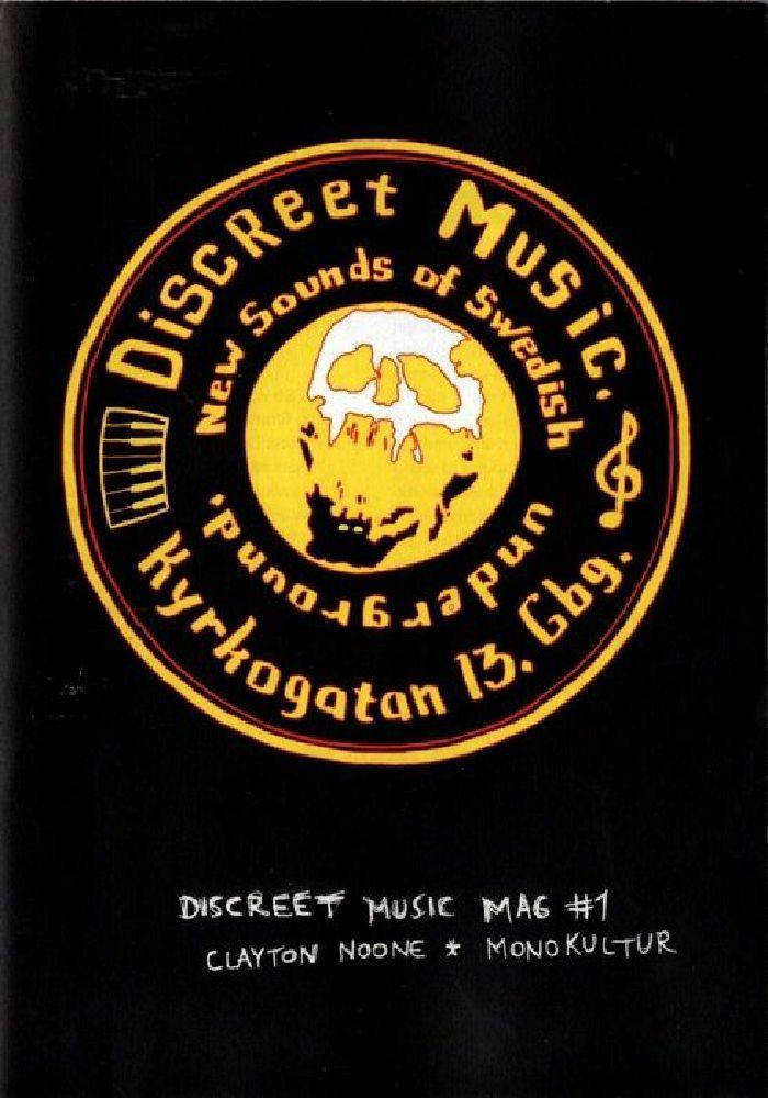 DISCREET MUSIC - Discreet Music Mag #1