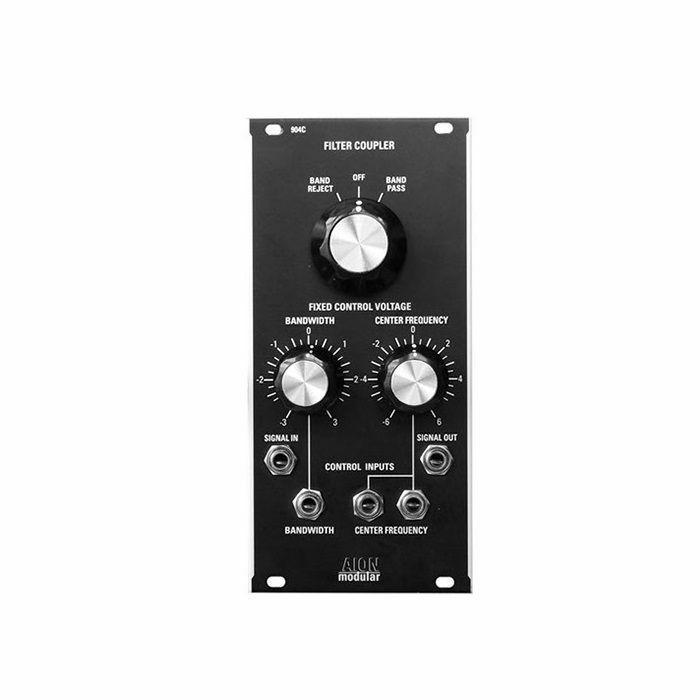AION MODULAR - AION Modular 904C Filter Coupler Module