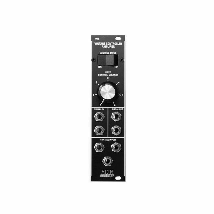 AION MODULAR - AION Modular 902 Voltage Controlled Amplifier Module