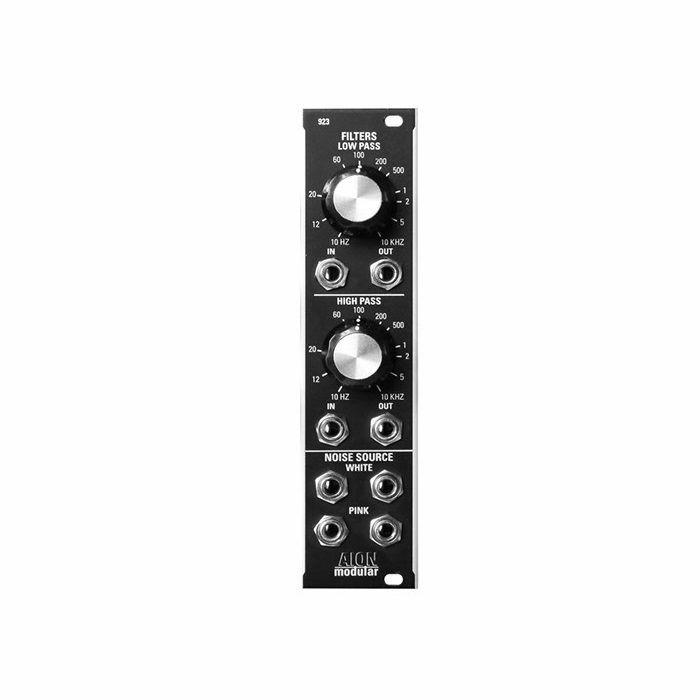 AION MODULAR - AION Modular 923 Noise & Filters Module