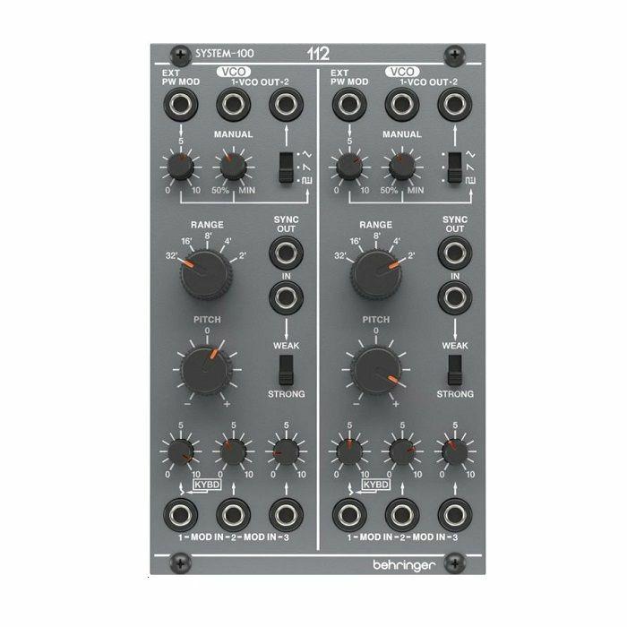 BEHRINGER - Behringer 112 Dual VCO Module