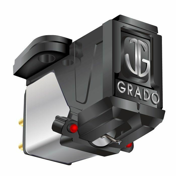 GRADO - Grado Prestige Red3 Phono Cartridge & Stylus (standard mount)