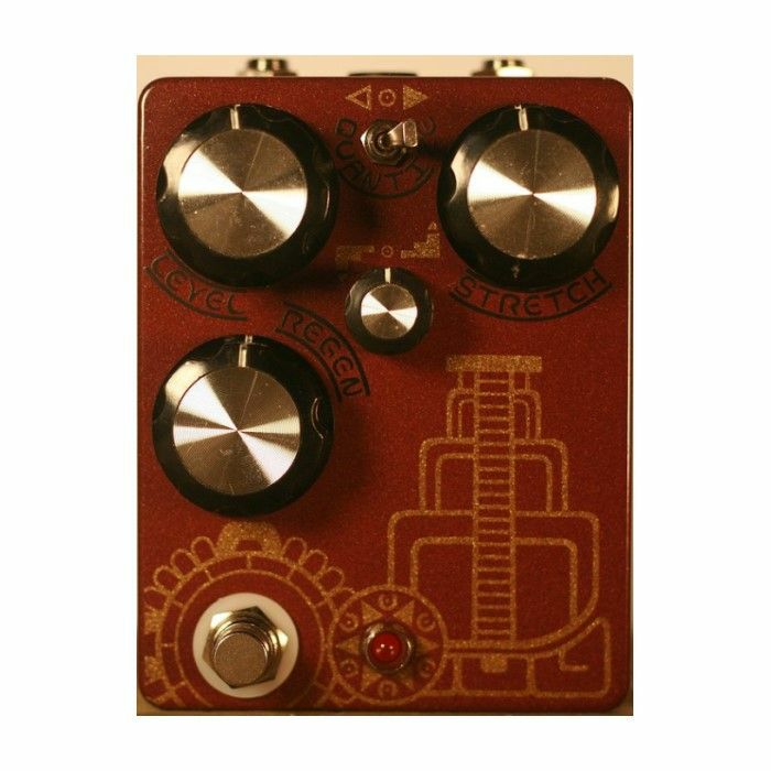 HUNGRY ROBOT - Hungry Robot El Castillo Arpeggiating Reverb Pedal