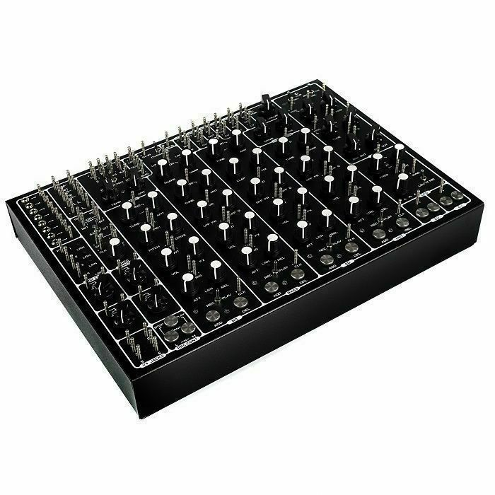 SOMA LABORATORY - Soma Laboratory Pulsar-23 Organismic Drum Machine (black)
