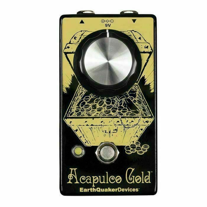 EARTH QUAKER DEVICES - Earth Quaker Devices Acapulco Gold V2 Power Amp Distortion Pedal
