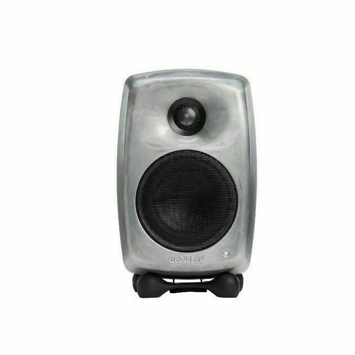 GENELEC - Genelec 8020D Compact 2 Way Active Monitor (raw aluminium, single)