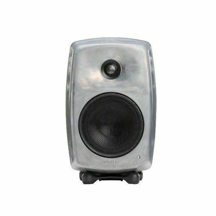 GENELEC - Genelec 8030C Compact 2 Way Active Monitor (raw aluminium, single)