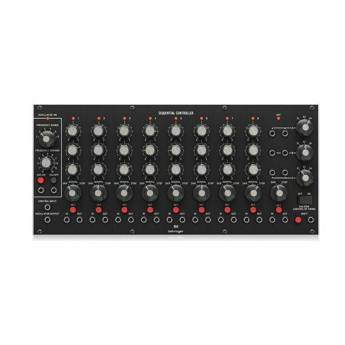 BEHRINGER - Behringer 960 Sequential Controller