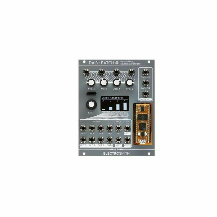 ELECTROSMITH - Electrosmith Daisy Patch Metamorphic Sound Environment Module
