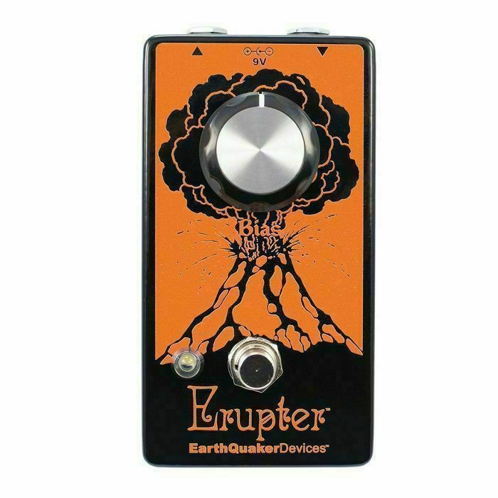 EARTH QUAKER DEVICES - Earth Quaker Devices ErupterUltimate Fuzz Tone Pedal