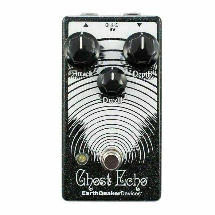 EARTH QUAKER DEVICES - Earth Quaker Devices Ghost Echo V3 Vintage Voiced Reverb Pedal