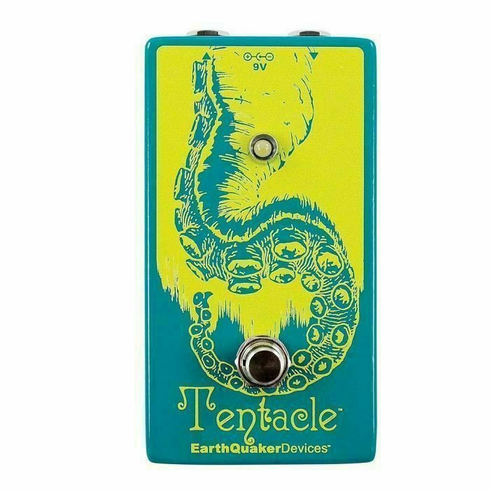 EARTH QUAKER DEVICES - Earth Quaker Devices Tentacle V2 Analog Octave Up Pedal