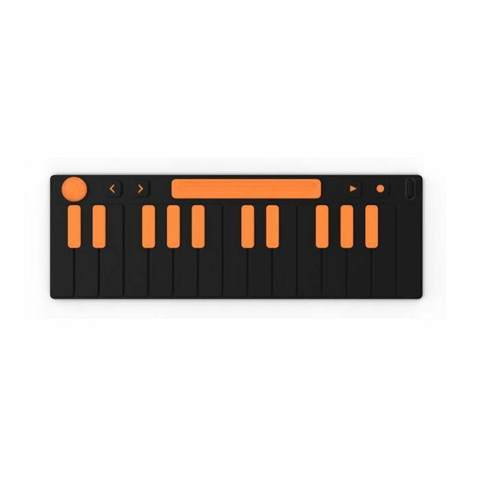 JOUE - Joue Fire Keys Pad For Board Play Modular MIDI Controller (yellow, orange)