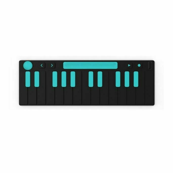 JOUE - Joue Water Piano Pad For Board Play Modular MIDI Controller (blue, green)