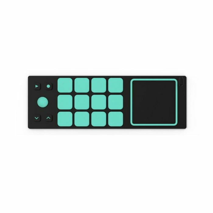 JOUE - Joue Water Drum Pad For Board Play Modular MIDI Contoller (blue, green)