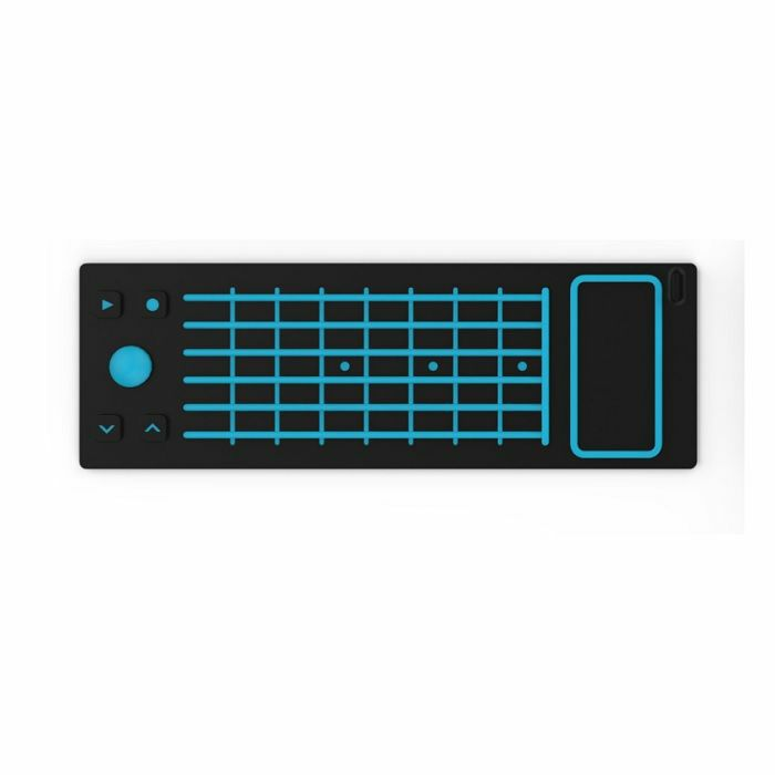 JOUE - Joue Water Guitar Pad For Board Play Modular MIDI Controller (blue, green)