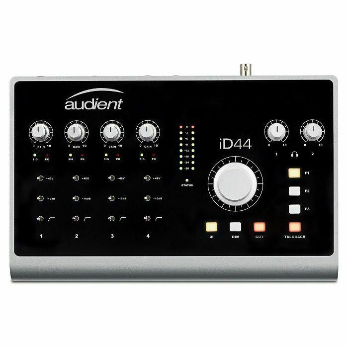 AUDIENT - Audient iD44 Desktop USB Audio Interface (B-STOCK)
