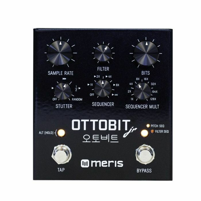 MERIS - Meris Ottobit Jr Bitcrusher Pedal